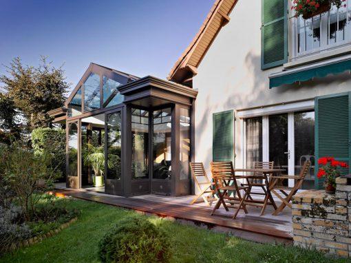 Une Villa Véranda aux allures exotiques