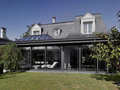 Un pavillon Île-de-France totalement modernisé